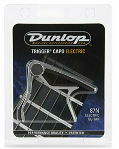 DUNLOP 87N Trigger Electric guitar capo