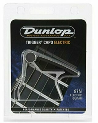 DUNLOP 87N Trigger Electric guitar capo