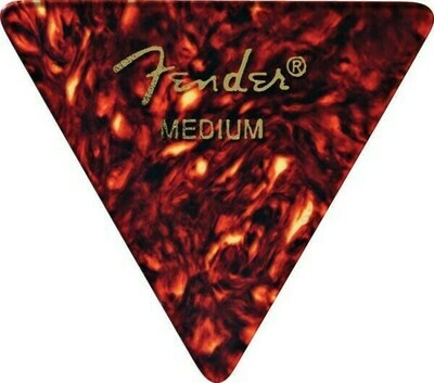 Fender 355 Shape Classic Celluloid Picks - Medium Classica Celluloid Picks 2 pcs