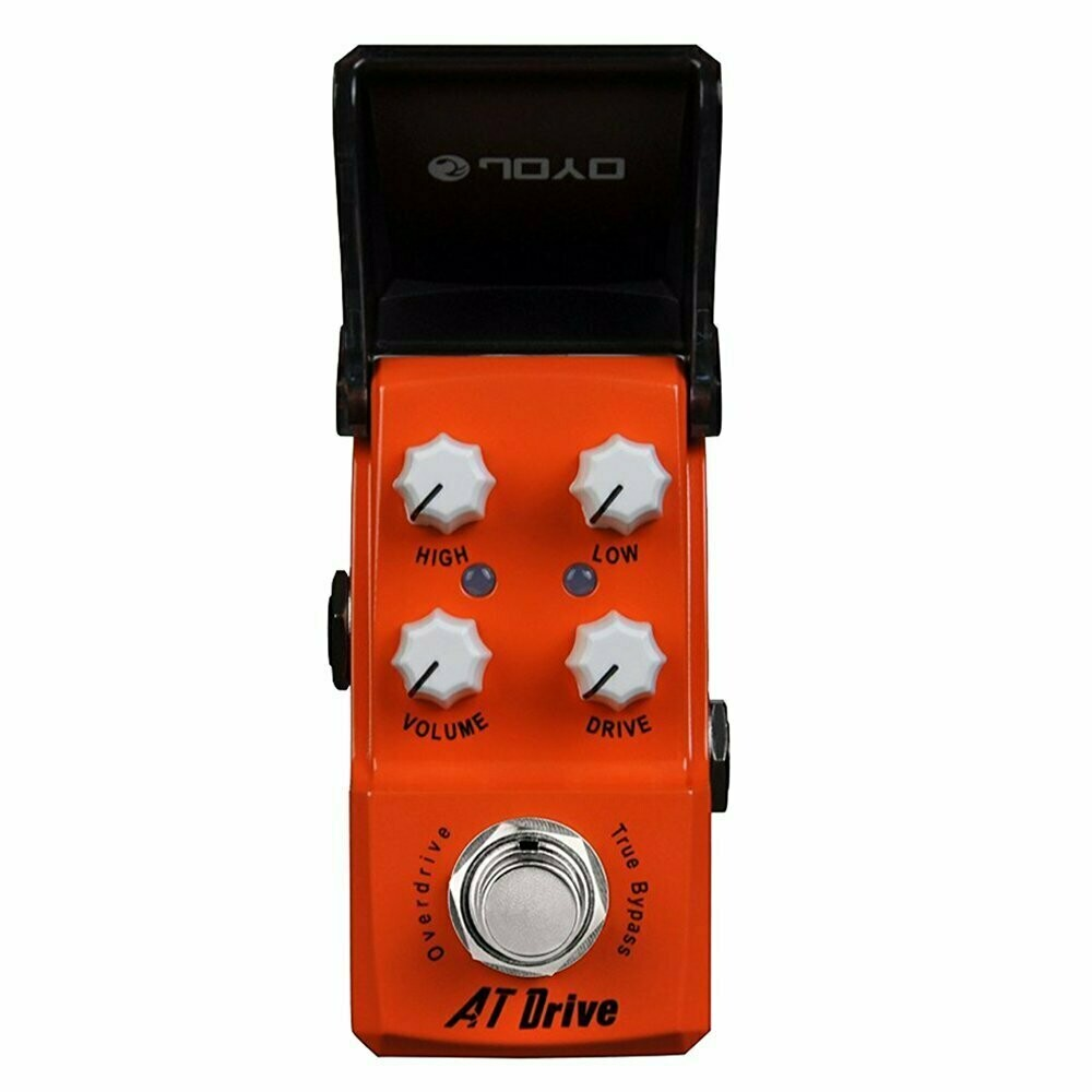 AT Drive Overdrive Guitar Effects, Guitar Pedal JF-305