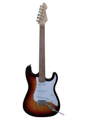 Electric Guitar for beginners Sunburst iMEG280MP
