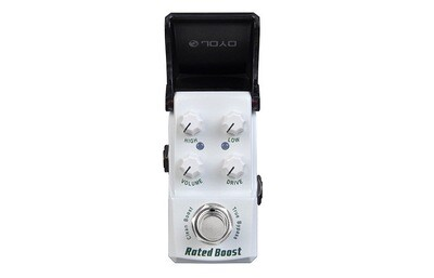Rated Boost Clean Booster Guitar Effects, Guitar Pedal JF-301