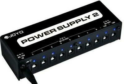 Power Supply 2 Multi brick Isolated Effect Pedal JOYO JP-02