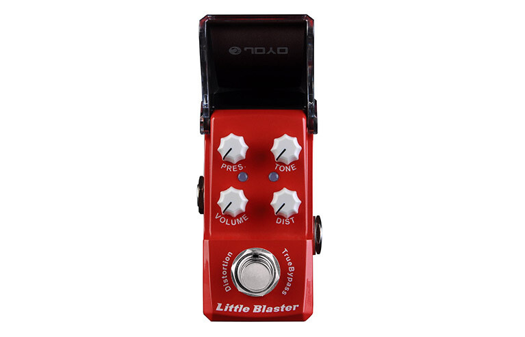 Little Blaster Distortion Guitar Effects, Guitar Pedal JF-303