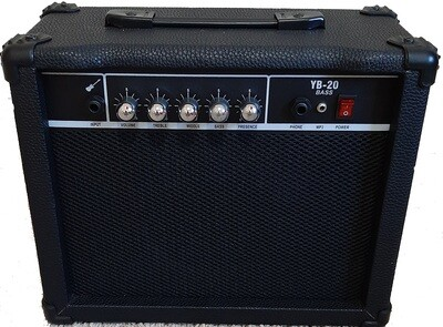 Amplifier for Bass Guitar 20W PG5631