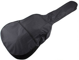 Soft Bag for Acoustic and Classical Guitar Black iM110