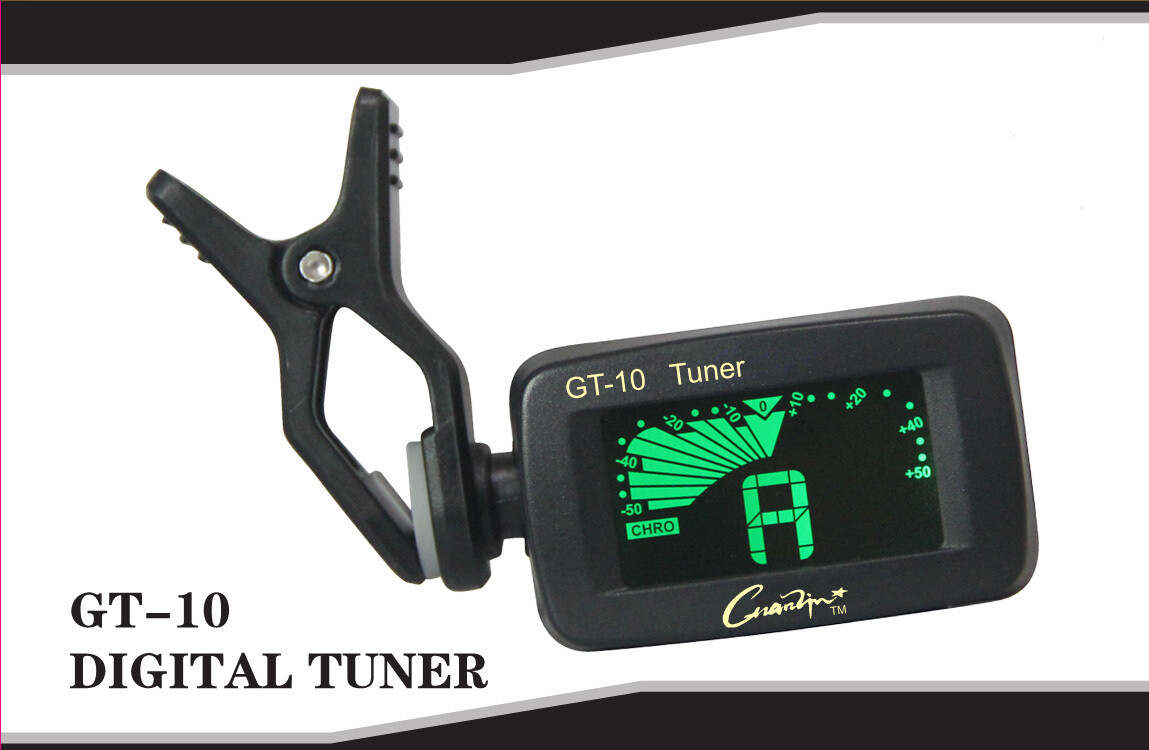 Digital eTuner for any Guitars PG6512