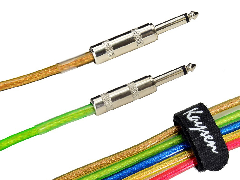 Cable for Electric, Bass, Acoustic Electric Guitar, Patch cord 20FT 6M iMG414-6M