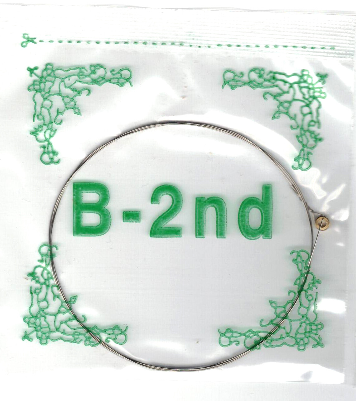 Single Acoustic Guitar String : 2nd string : 5 pcs