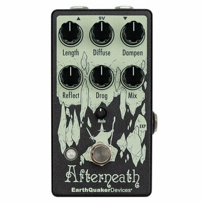 Afterneath V3 Enhanced Otherworldly Reverberator EarthQuaker Devices