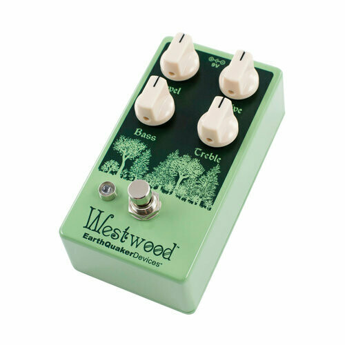 Westwood™ Translucent Drive Manipulator EarthQuaker Devices