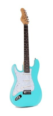 Left handed Electric Guitar Sky ST style PE326LF