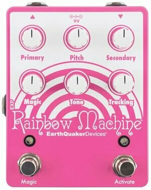 Rainbow Machine™Polyphonic Pitch Mesmerizer EarthQuaker Devices