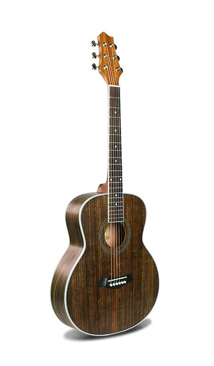 Acoustic guitar 3/4 size 36 inch Walnut Satin finish PPG366