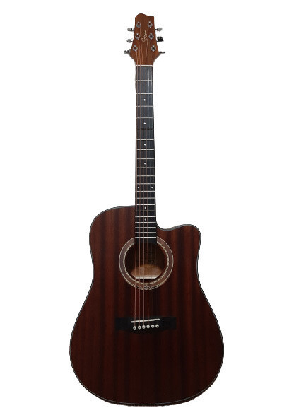 Acoustic Guitar Mahogany Top 41 inch PPG768