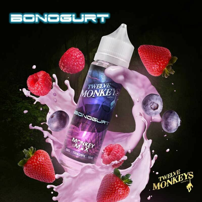 BONOGURT 50ML - TWELVE MONKEYS