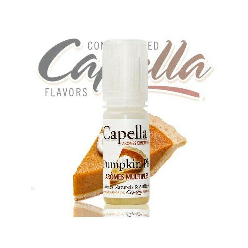 PUMPKIN PIE - CAPELLA 10ML