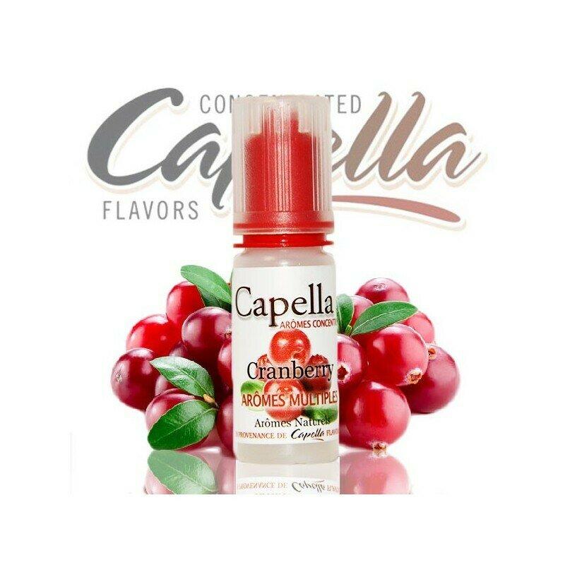 CRANBERRY - CAPELLA 10ML