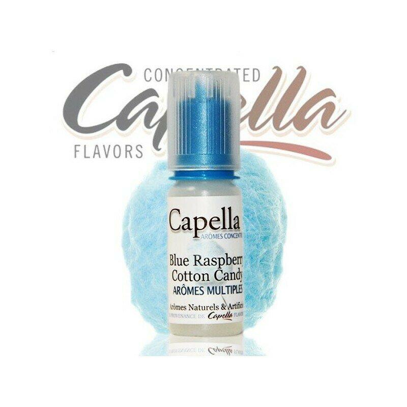BLUE RASPBERRY COTTON CANDY - CAPELLA 10ML