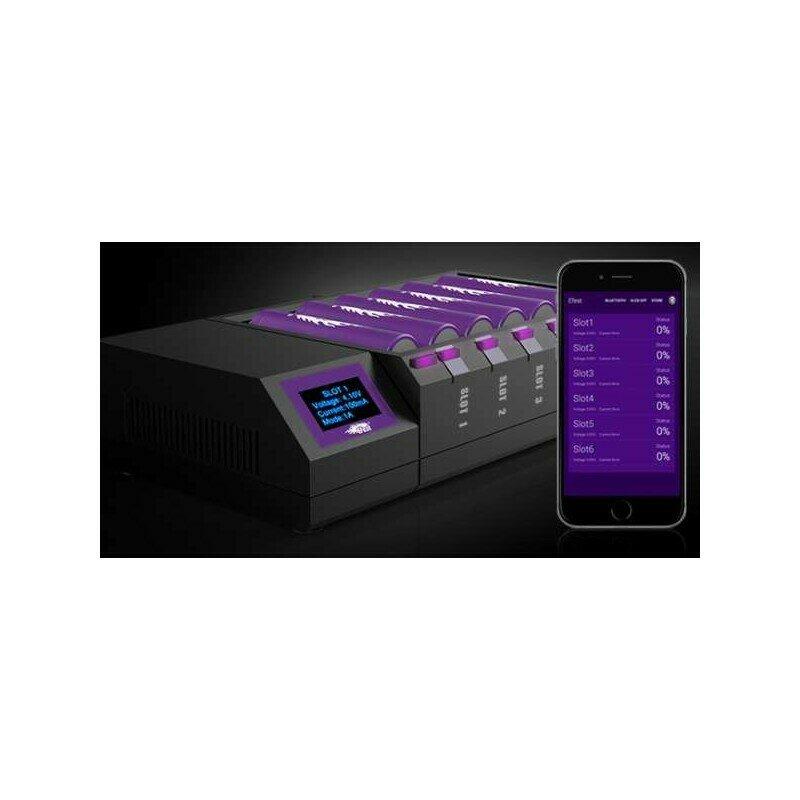 EFEST BLU6 LCD BLUETOOTH
