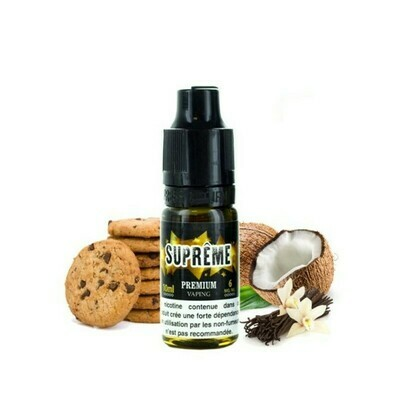 SUPREME 10ML - ELIQUID FRANCE