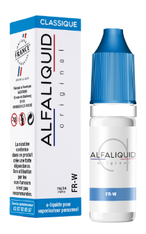 FR-W 10ML - ALFALIQUID