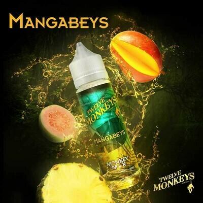 MANGABEYS 50ML - TWELVE MONKEYS