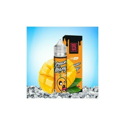 SCREAMO MANGO 50ML - MONSTAVAPE
