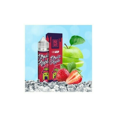 STRAWZ APPLE 50ML - MONSTAVAPE