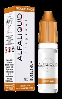 BUBBLE GUM 10ML - ALFALIQUID