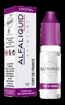 FORT DE FRANCE 10ML - ALFALIQUID