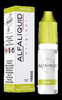 FRAISE  10ML - ALFALIQUID