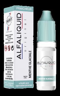 MENTHE GLACIALE 10ML - ALFALIQUID