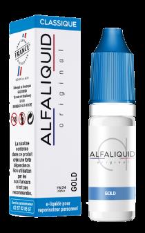 GOLD 10ML - ALFALIQUID