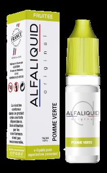 POMME VERTE 10ML - ALFALIQUID