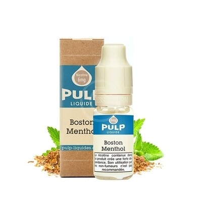 BOSTON MENTHOL 10ML - PULP