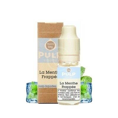 MENTHE FRAPPEE 10ML - PULP