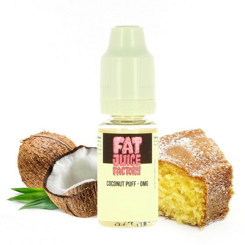 COCONUT PUFF 10ML - PULP