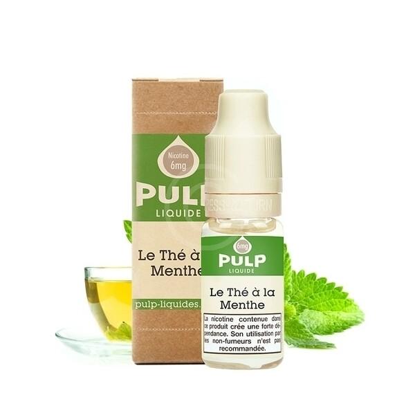 THE A LA MENTHE 10ML - PULP