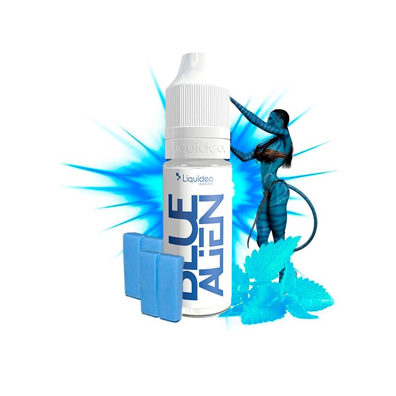 BLUE ALIEN 10ML - LIQUIDEO