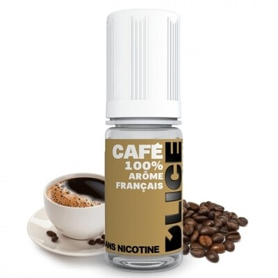 CAFE 10ML - D'LICE