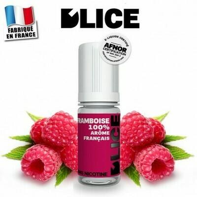 FRAMBOISE 10ML - D'LICE