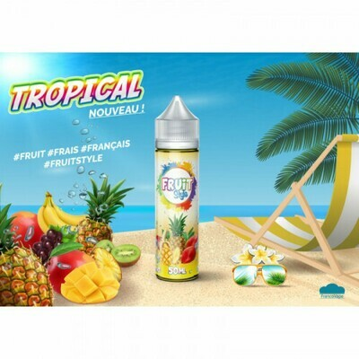 TROPICAL 50ML - FRUIT STYLE