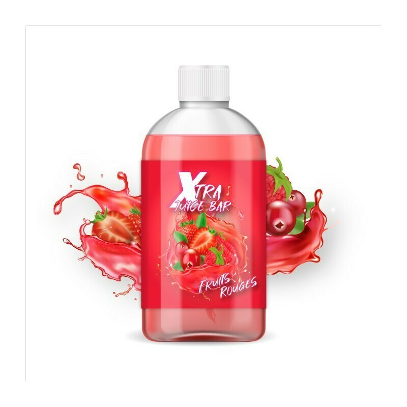 FRUIT ROUGE - XTRA JUICE 1L