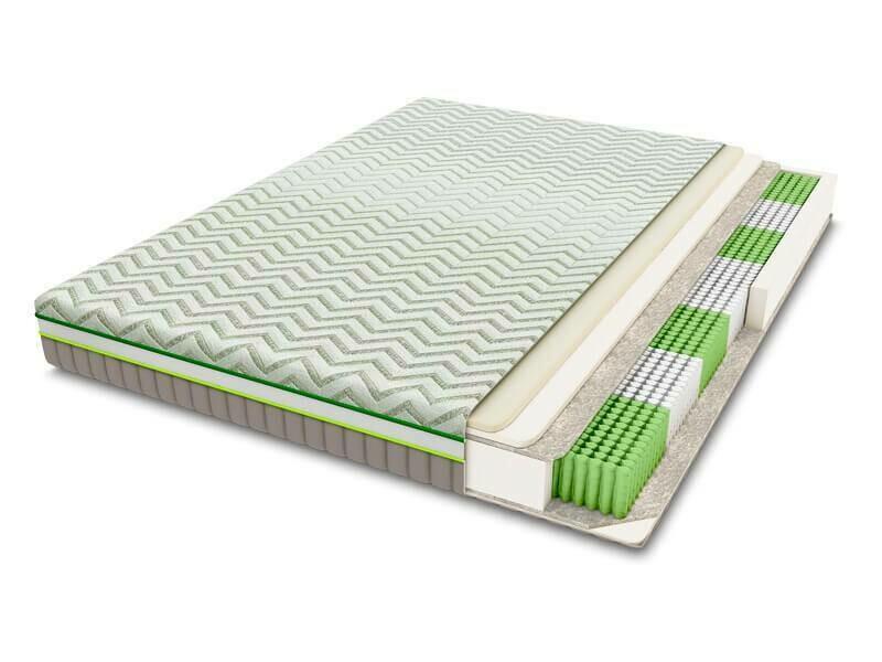 Anatomical mattress AIRMAX