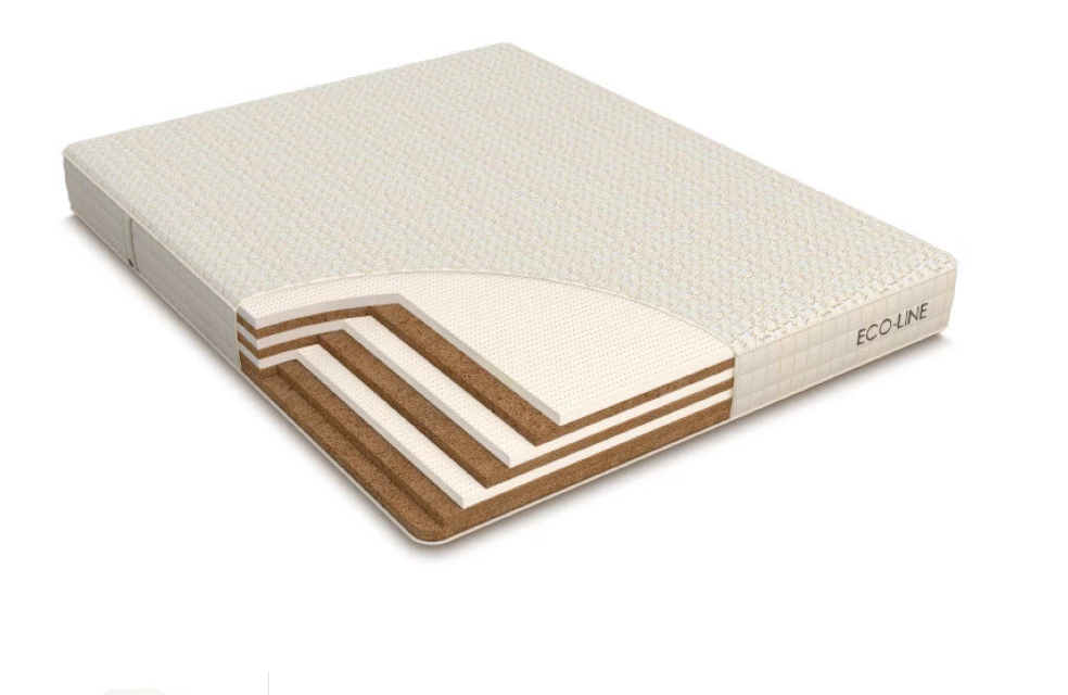 "Anatomical mattress ""ECO LINE MEDIUM"""