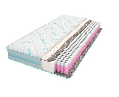 Anatomical mattress DOUBLE SUPPORT SOFT