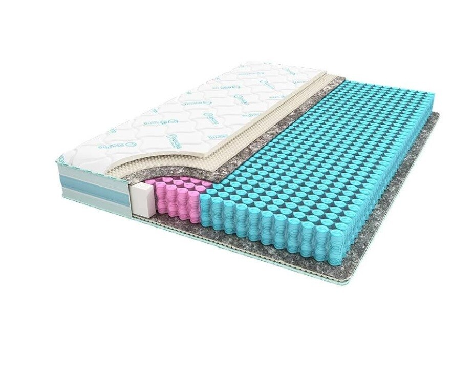Anatomical mattress DOUBLE SUPPORT MULTI