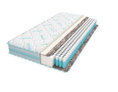 Anatomical mattress DOUBLE SUPPORT HARD