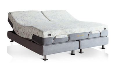 Smart bed Ergomotion 633